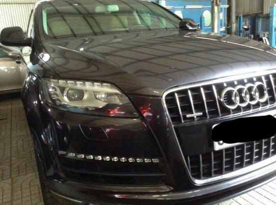 Xe Audi Q7  2010