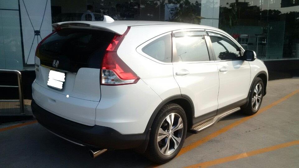Xe Honda CR V 2.4AT 2016