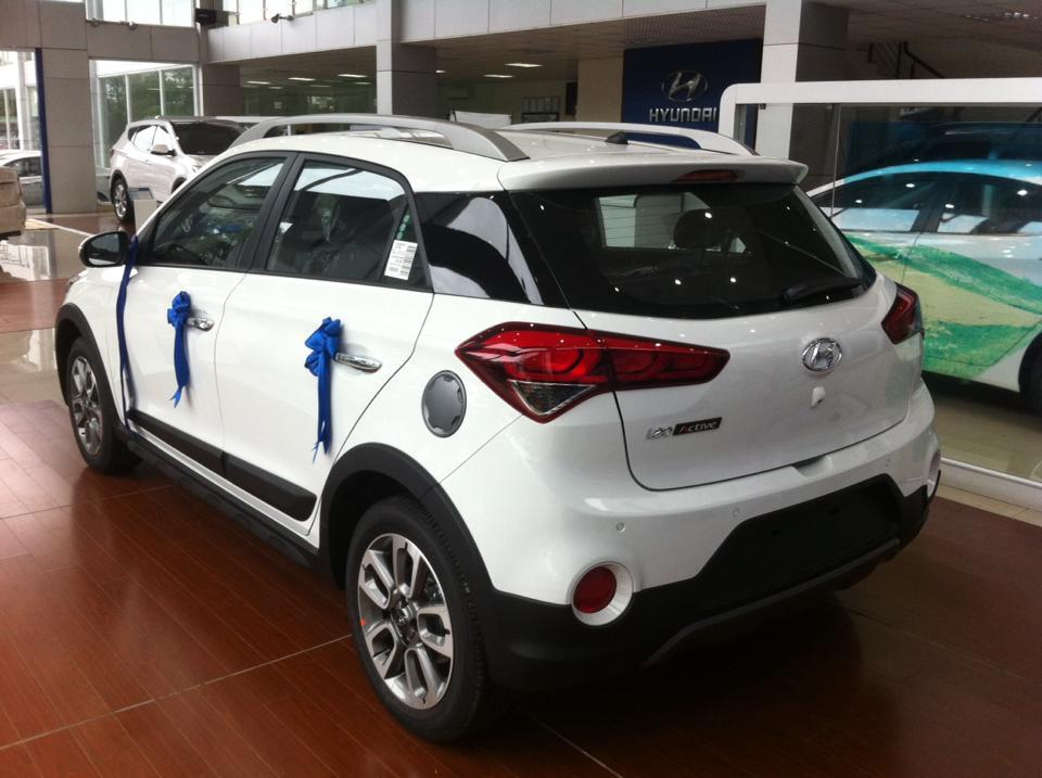 Xe Hyundai i20 Active  2015