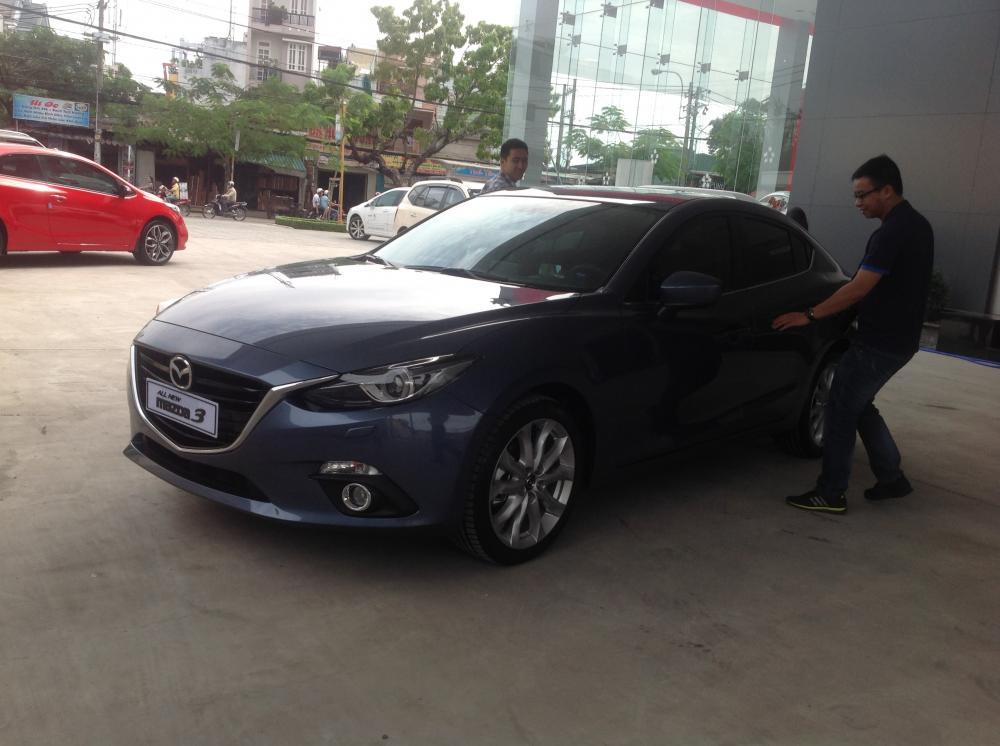 Xe Mazda 3 1.5 2015
