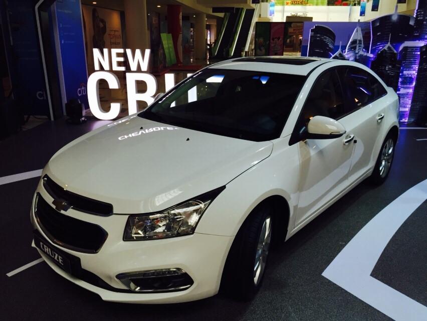 Xe Chevrolet Cruze 1.8L LTZ – AT 2016