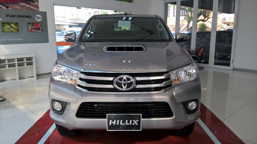 Xe Toyota Hilux G 2015