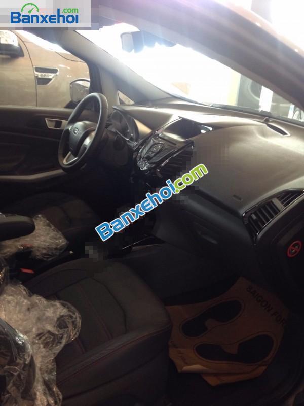 Xe Ford EcoSport Titanium 2016