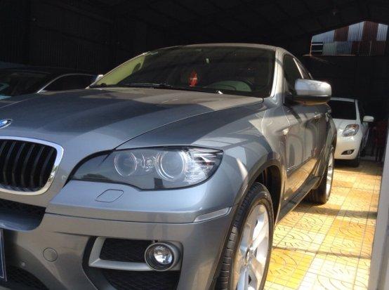 Xe BMW X6 3.0 2012