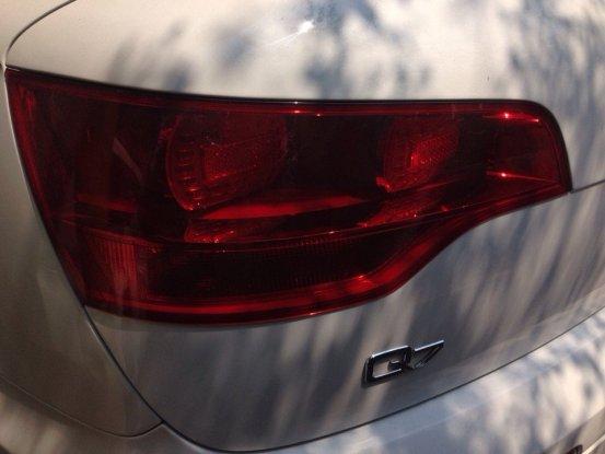 Xe Audi Q7  2007