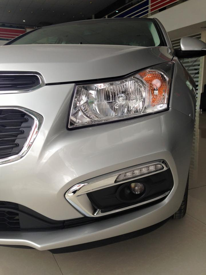 Xe Chevrolet Cruze LTZ 2016