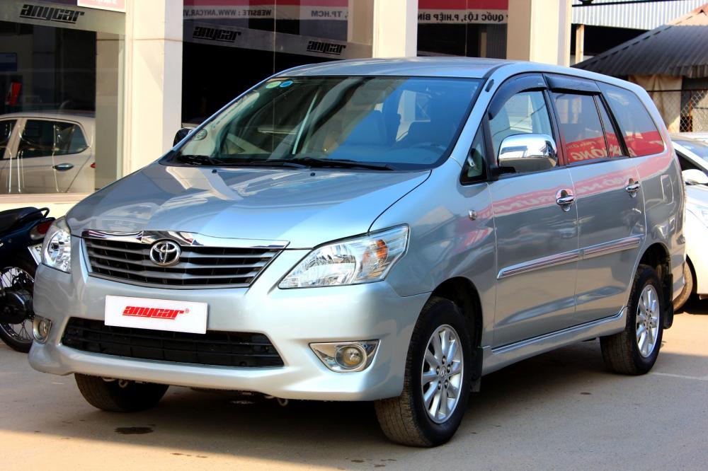 Xe Toyota Innova E 2.0MT 2013