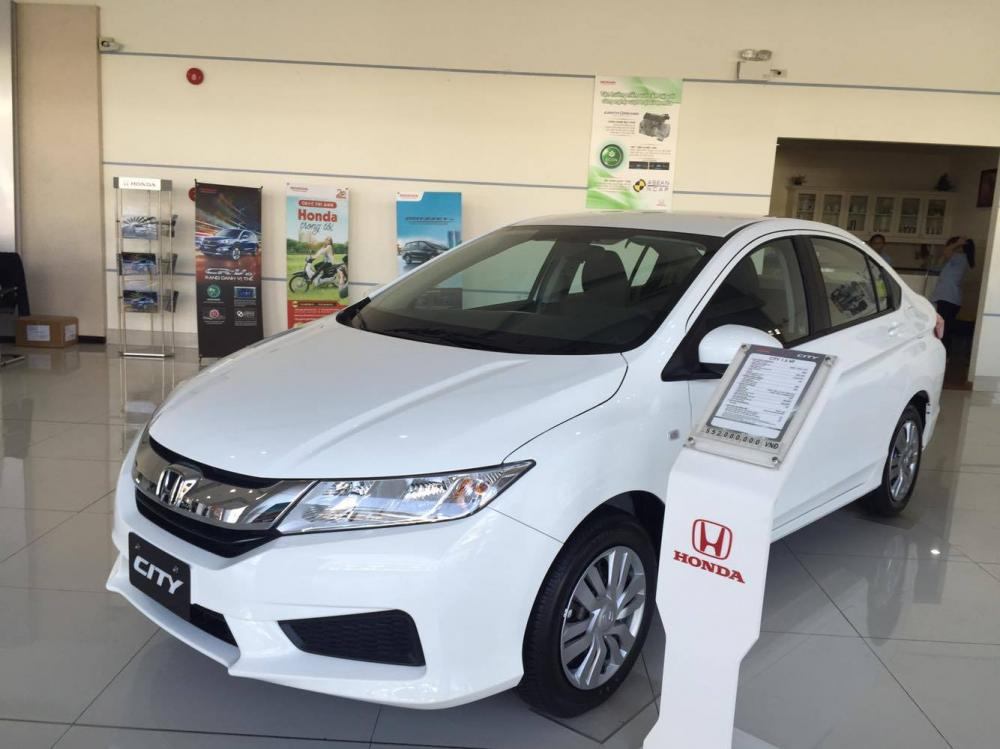 Xe Honda City MT 2016