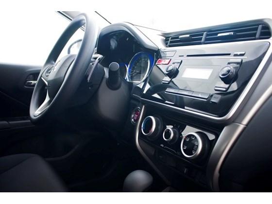 Xe Honda City 1.5 CVT AT 2016
