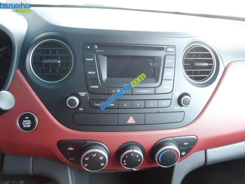 Xe Hyundai Grand i10   1.2AT 2015