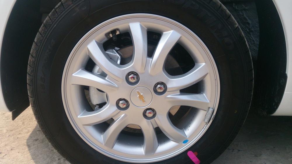 Xe Chevrolet Spark  2016