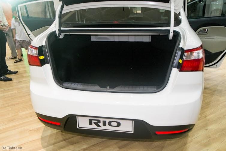 Xe Kia Rio 4DR AT 2016