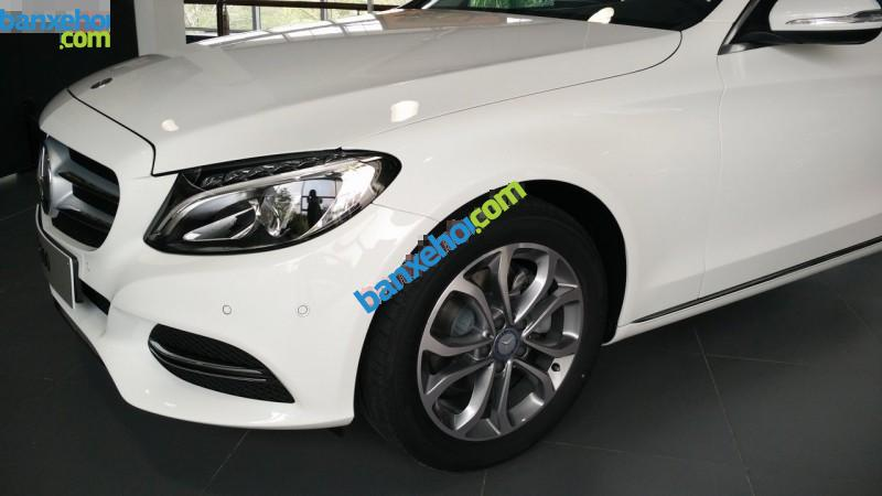 Xe Mercedes-Benz C class C200 2015