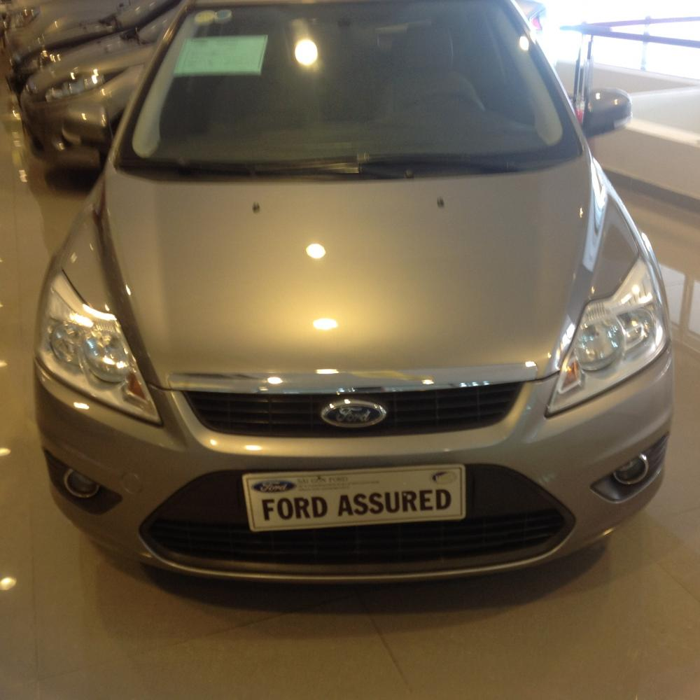 Xe Ford Focus 1.8L AT 5D 2012