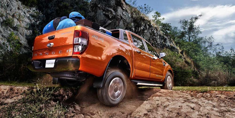 Xe Ford Ranger Wilktrak 3.2 AT 2016