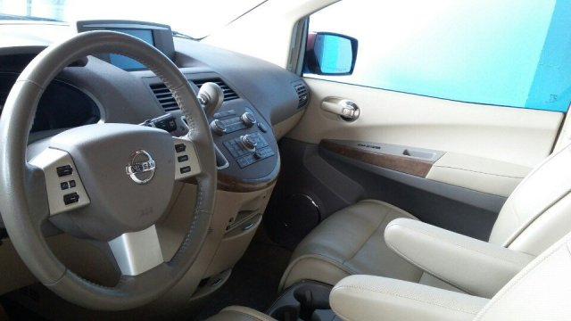 Xe Nissan Quest  2009