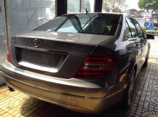 Xe Mercedes-Benz C250  2013