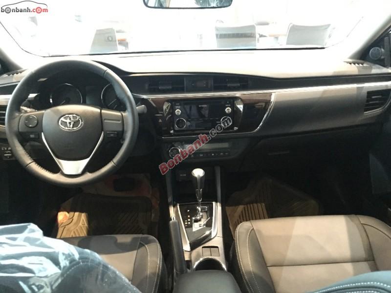 Xe Toyota Corolla altis 1.8 AT 2016