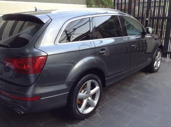 Xe Audi Q7 3.0 Supercharger 2010