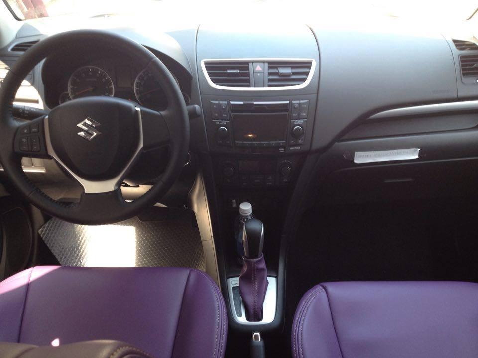 Xe Suzuki Swift Special 2016