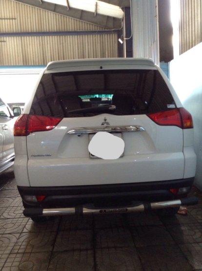 Xe Mitsubishi Pajero Sport  2012