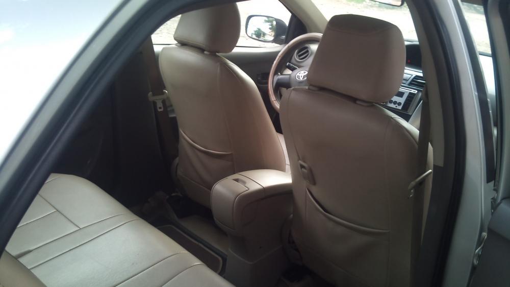 Xe Toyota Vios 1.5E 2011