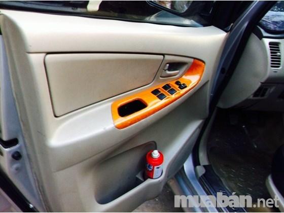 Bán xe Toyota Innova J NSX 2007 đã lên G 2010, giá rẻ 380tr