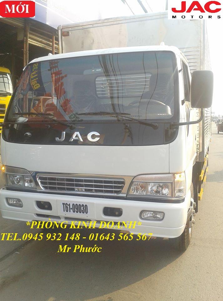 Bán xe tải JAC 3.5T 2016 giá rẻ nhất