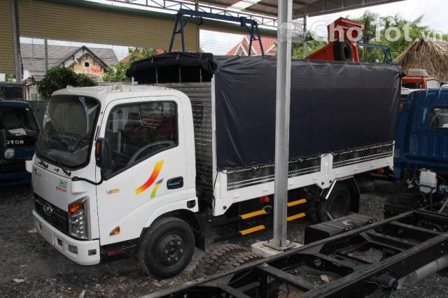 Xe tải Veam 2 tấn 4, Sx 2015, máy của Hyundai, giá: 360 Tr, bán xe trả góp đến 70%