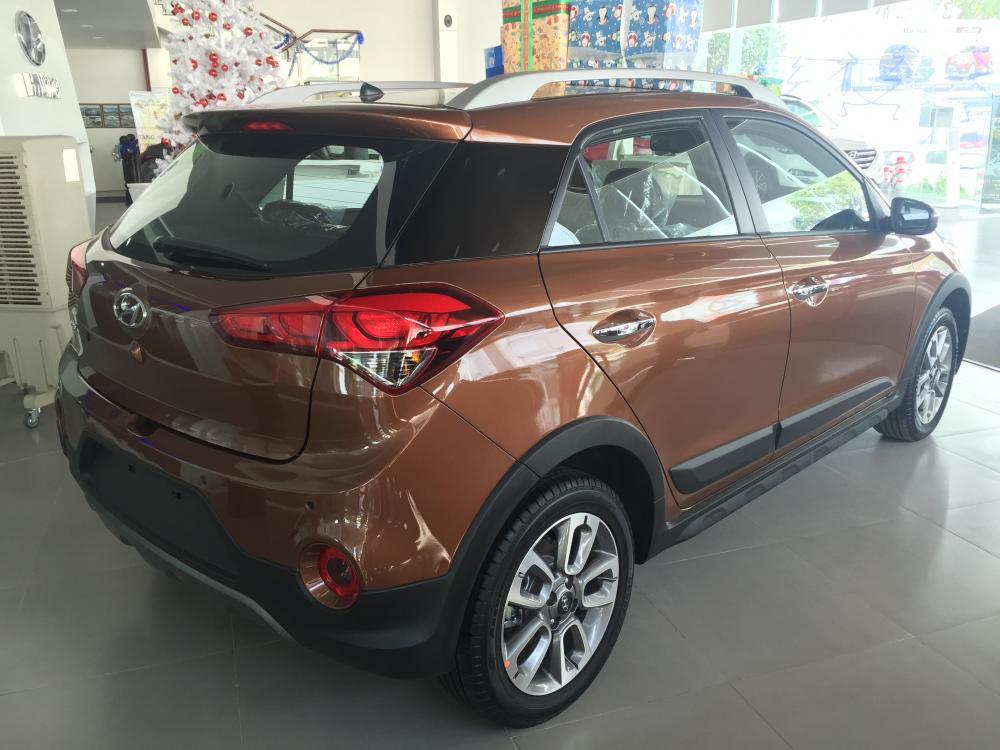 Khuyến mãi lên đến 30tr đồng cho Hyundai i20 Active