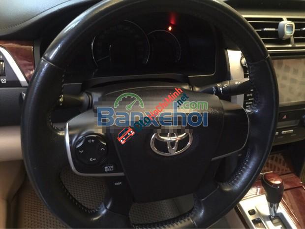 Bán Toyota Camry 2.5G đời 2012, màu bạc, nhập khẩu đẹp như mới
