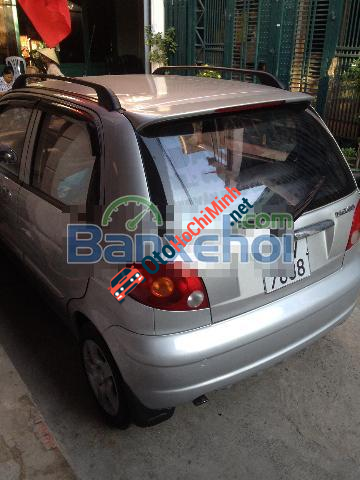 Cần bán xe Daewoo Matiz SE sản xuất 2003, màu xám, nhập khẩu nguyên chiếc chính chủ