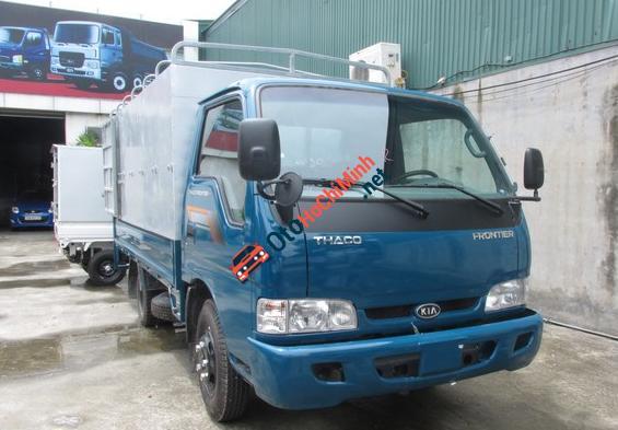 Bán xe tải Kia K165S, 2,3 tấn Thaco Trường Hải