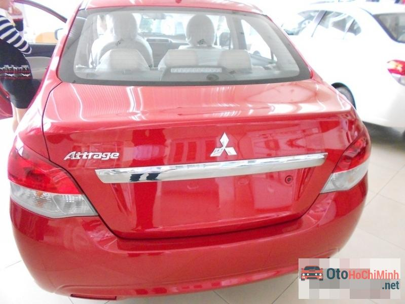 Mitsubishi Attrage MT 2016 với giá chỉ 498 triệu!