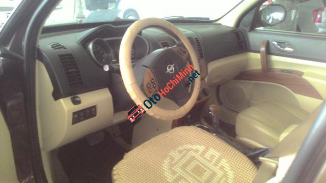 Bán xe Haima 7 đời 2012, màu nâu, xe nhập
