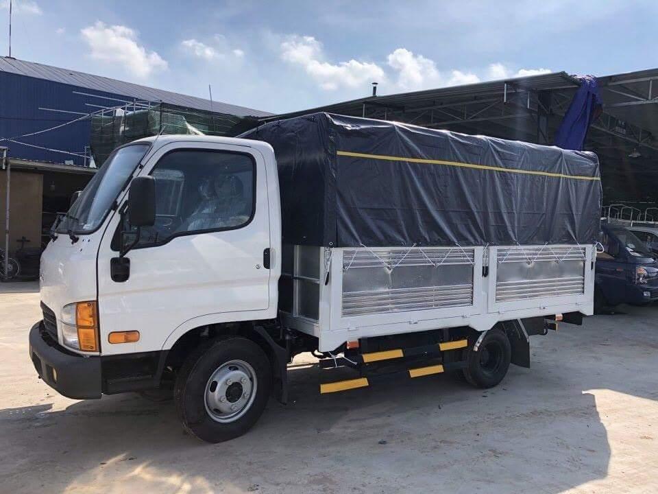 Bán ô tô Hyundai Mighty 2.2T thùng bạt