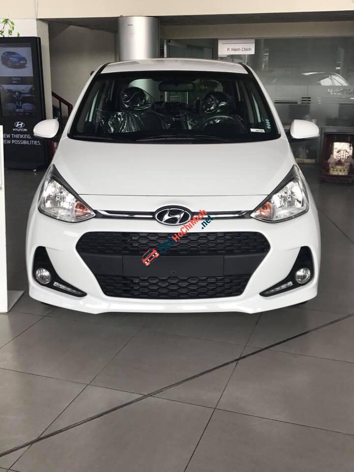 Bán Hyundai Grand i10 chỉ với 105 triệu đồng, đủ màu giao ngay