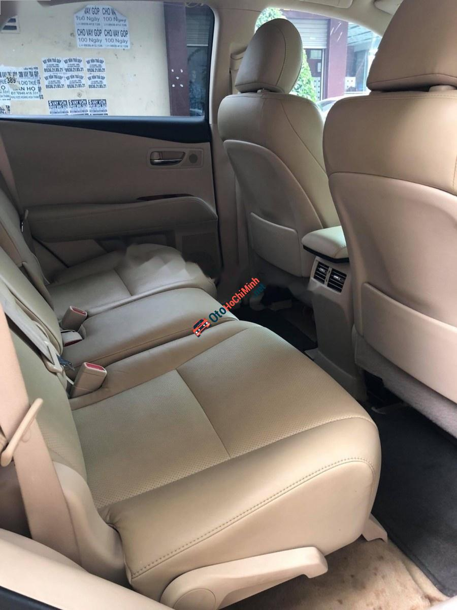 Bán Lexus Rx350 Sx 2010, model 2011, màu trắng, xe nhập khẩu, tên cá nhân