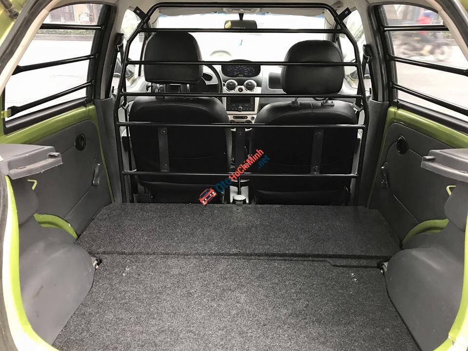 Gia đình cần bán Spark Van 2016, số sàn 2 chỗ, màu xanh cốm
