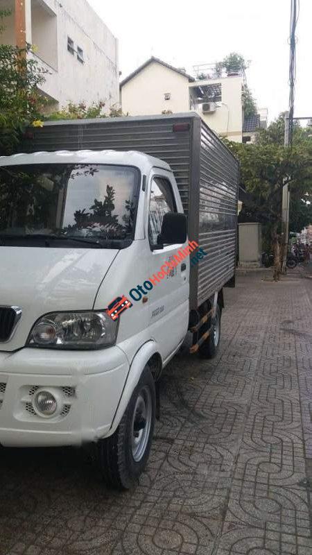 Cần bán Mekong Paso PMC 900kg sản xuất năm 2011, màu trắng