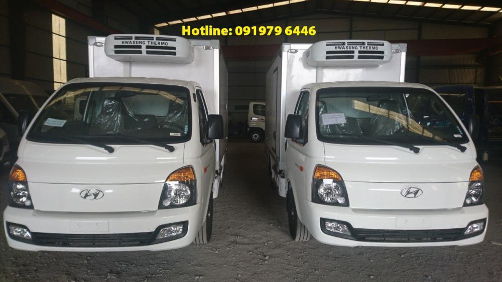 Bán ô tô Hyundai Porter  Đông lạnh  màu trắng