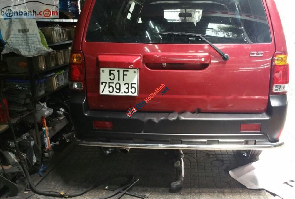 Chính chủ bán xe Pronto 7 chỗ, đời 2013, số tay, máy xăng, màu đỏ, nội thất màu kem