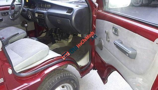 Bán xe Daihatsu Citivan đời 2005, màu đỏ, giá tốt