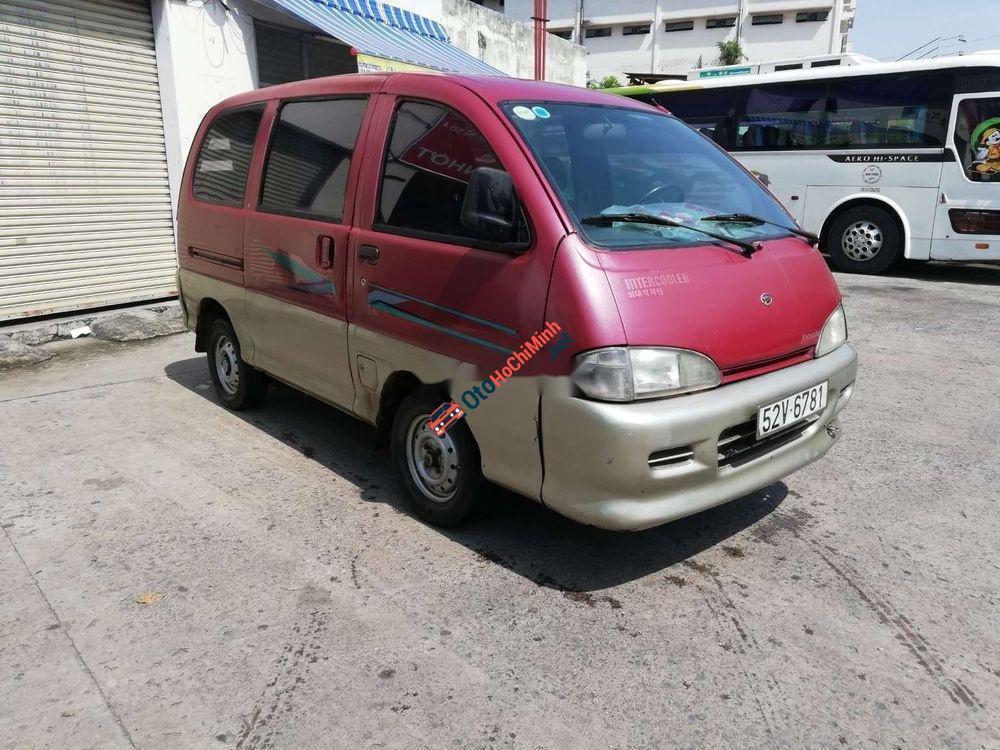 Bán Daihatsu Citivan 2003, hai màu, xe nhập, giá tốt