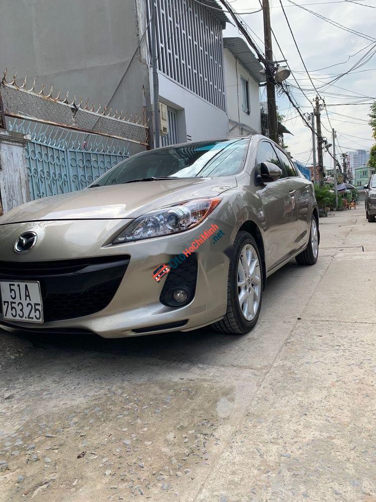 Cần bán gấp Mazda 3 S sản xuất 2014
