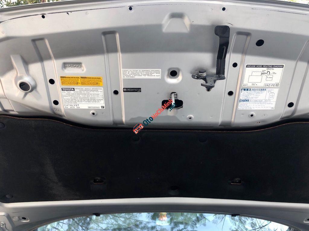 Bán Toyota RAV4 Limited năm 2007, nhập khẩu nguyên chiếc