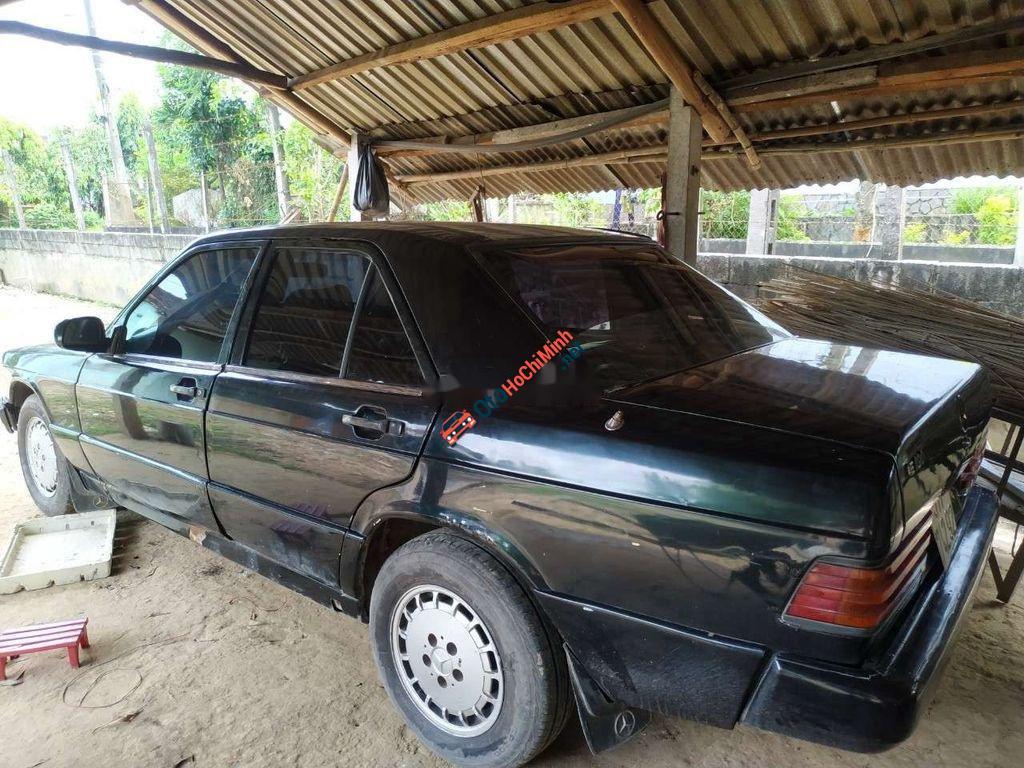 Cần bán xe Mercedes 190 năm 1985, nhập khẩu còn mới, giá chỉ 50 triệu