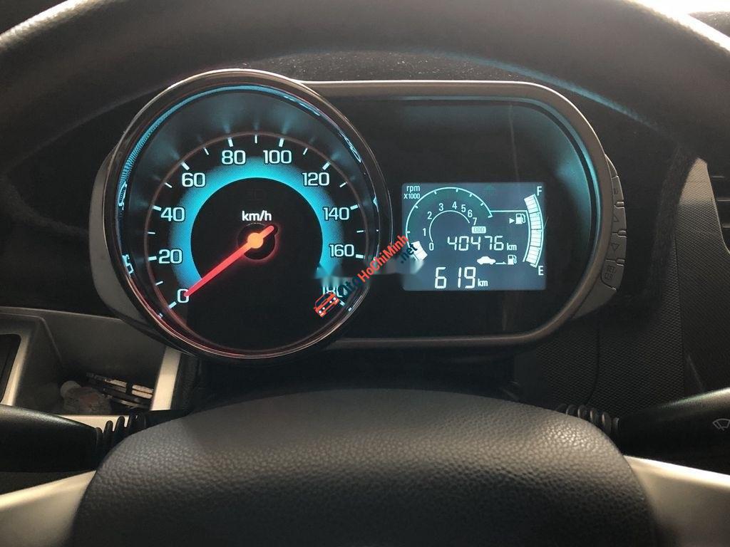 Xe Chevrolet Spark 2016, màu đỏ, giá chỉ 210 triệu