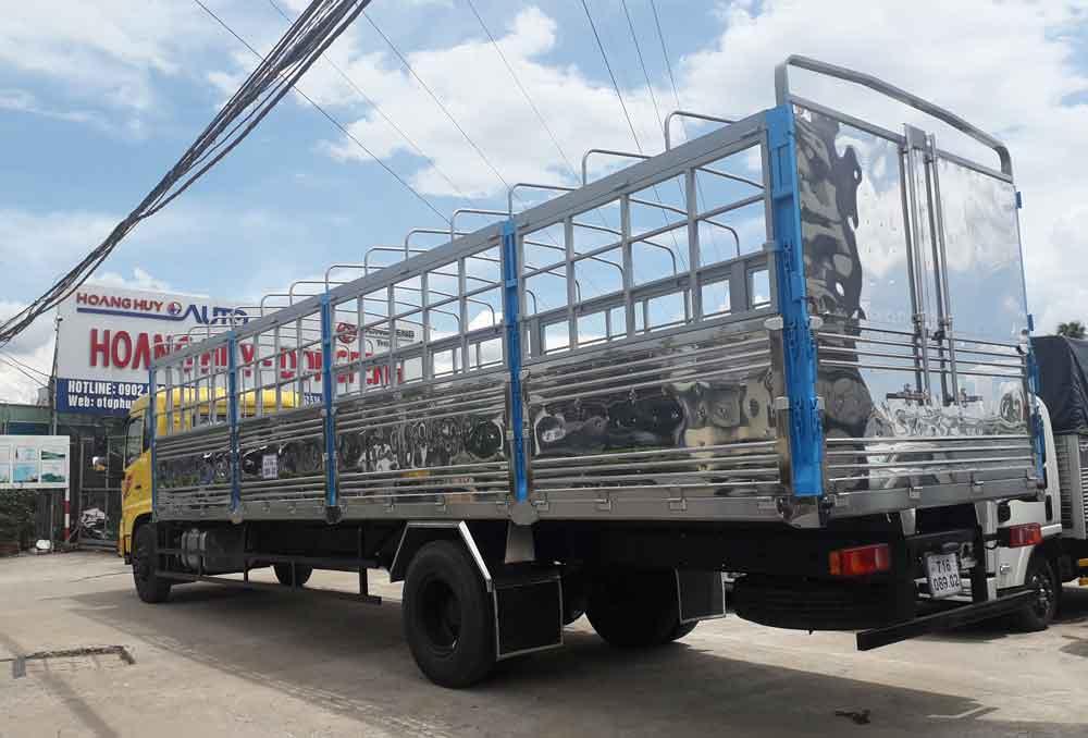 Bán xe Dongfeng 8T B180 2019, xe nhập, 910 triệu