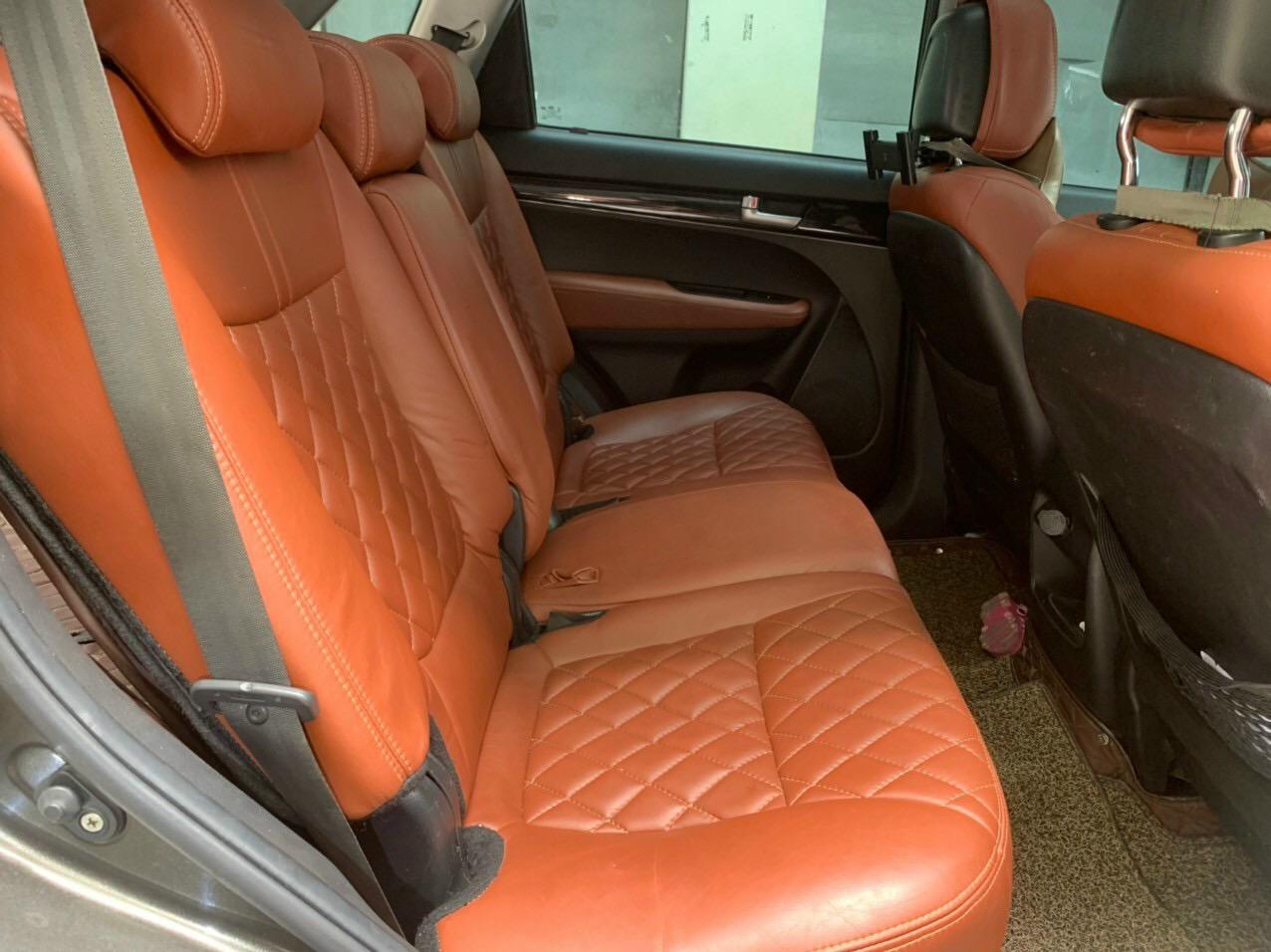 Bán xe Sorento máy dầu, màu nâu sx 2016